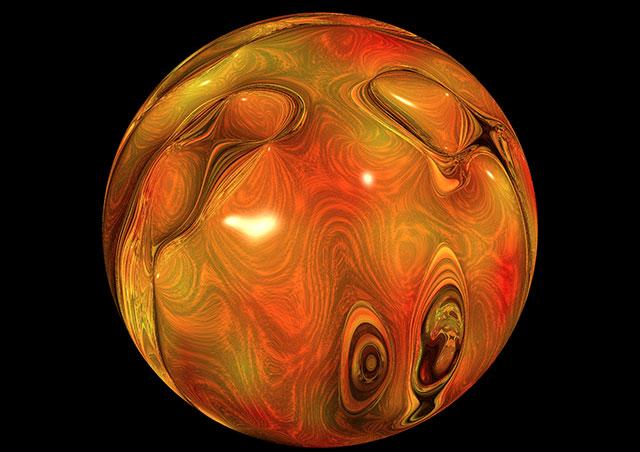 sfera fuoco